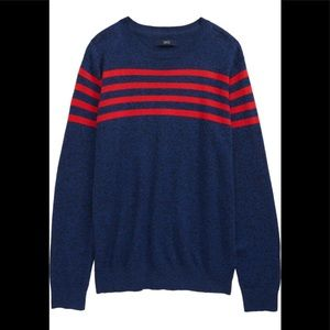 Like new boys 1901 cotton/cashmere sweater